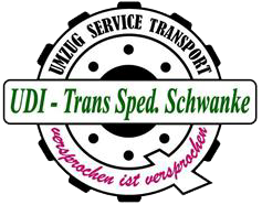 Logo von UDI - TRANS Spedition Schwanke GbR in Bad Dürrenberg
